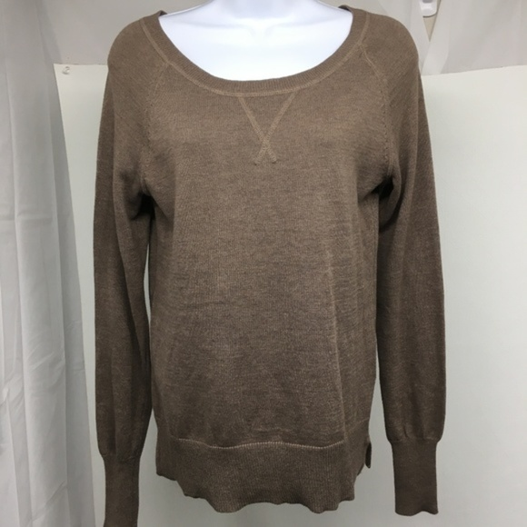 NEW Sonoma Mud Brown Sweater Size S